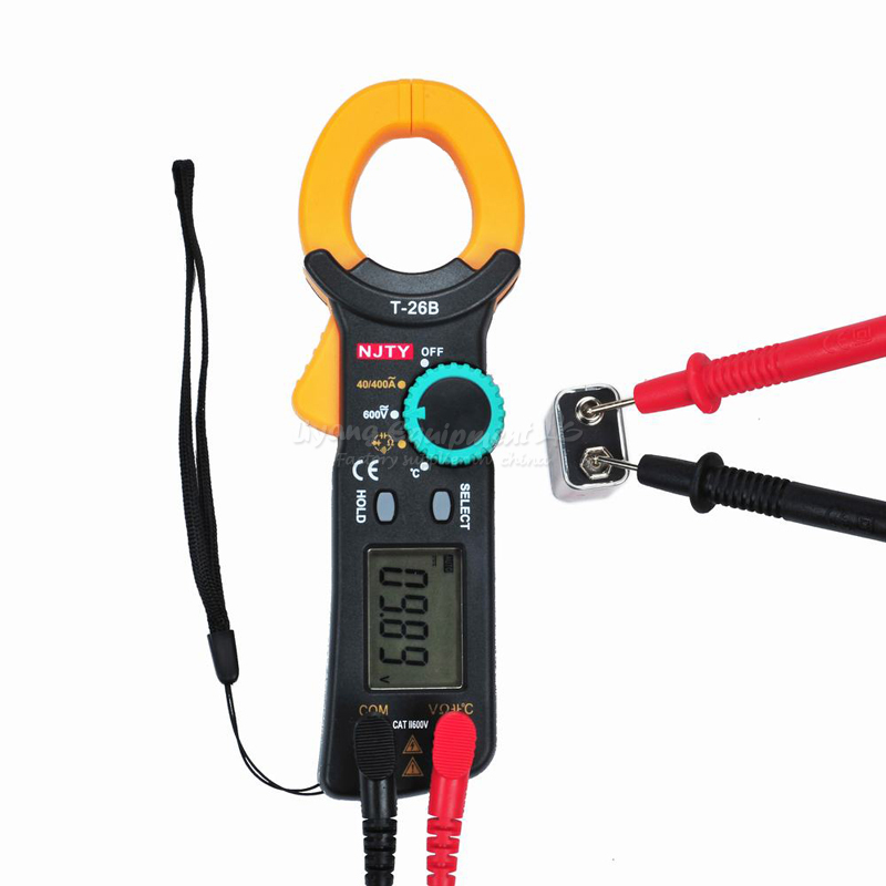 high-accuracy digital clamp multimeter E00355 hp 37k scope multimeter with high accuracy