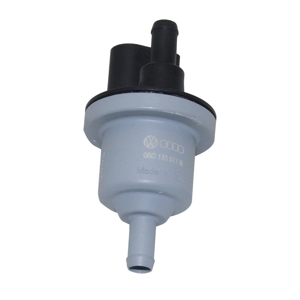 Válvula de purga, depósito de Vapor de combustible 06D133517B para Audi Q7 Volkswagen Passat V W CC
