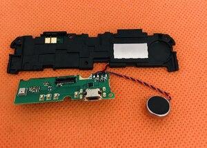 Image 2 - Kullanılan Orijinal USB Fişi Şarj Kurulu + loud hoparlör Için OUKITEL U11 Artı MTK6750T Octa Çekirdek 5.7  FHD Ücretsiz nakliye