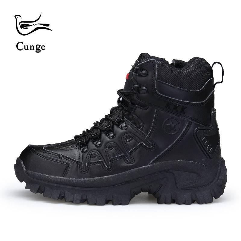 Army Fan Outdoor Camouflage Non slip Tactical Boots Men s Combat Boots Commando Army Boots Men