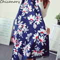 Women's Warm Imitated Cashmere Long Scarf Knitted Geometric Wraps Winter Autumn Cape