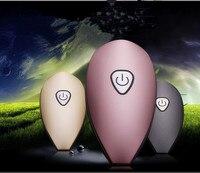 Najnowsze dym anionów oczyszczacz powietrza samochodu ładowania USB dwukrotnie dar samochód aromaterapia motocykl night light show fajne bar hot sprzedaż