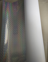 780mm X 1090mm Snow Silver Holographic Paper 100 Sheets For Laser Printer Package Decorate Gift DIY