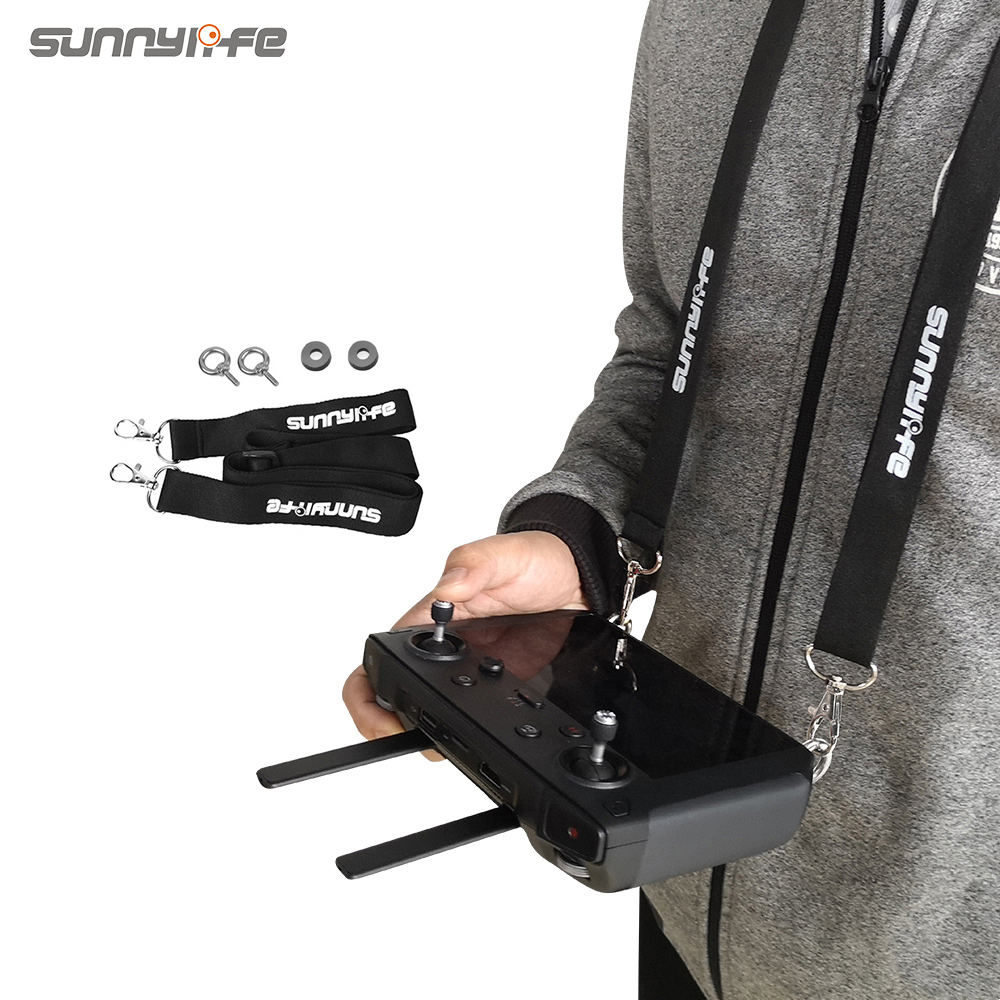 Sunnylife Lanyard Neck Strap For DJI Smart Controller MAVIC 2 PRO & ZOOM Drone Lanyard Accessories