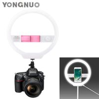 YONGNUO YN128 Camera Photo Studio Phone Video Pi Color 3200K 5500K 128Led Photography Lighting Dimmable Ring