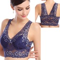 Sexy Push Up Bra Fashion Lace  Bras For Women Full Cup Bra Top Soutien Gorge Sujetador Brassiere NY8