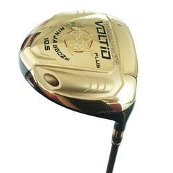 New Golf Clubs KATANA VOLTIO PLUS 8802 Hi Golf Driver 9.5 or 10.5 loft VOLTIO Driver Graphite Golf shaft Cooyute  Free shipping