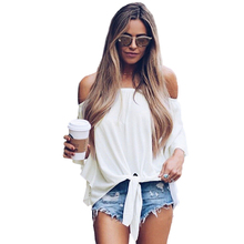 PADEGAO Autumn Women Vogue T-shirts Tube Long Sleeve Off Shoulder Casual Loose Tee Shirt Strapless Backless Black