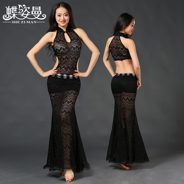 2017 Rushed Branded Garments Belly Dance Costume Professional For Women Bellydance Dress Zm091