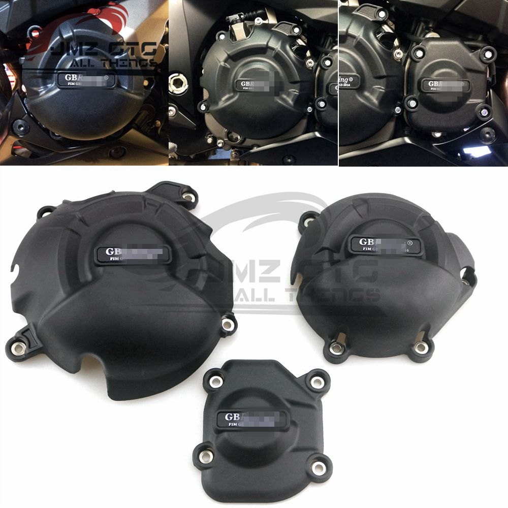 Motorcycles Engine cover Protection case for case GB Racing For KAWASAKI Z800 2013 2014 2015 2016