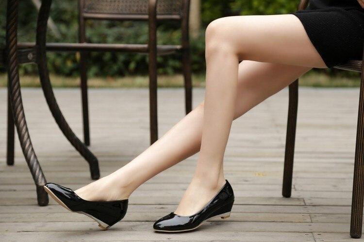 blanco Alto Promoción Tamaño Mujer Hqw Tacón Zapatos Tacones rojo Sandalias Chaussure 2017 Más Sapato 811 amarillo Negro Bombas Feminino Femme UWCwnx