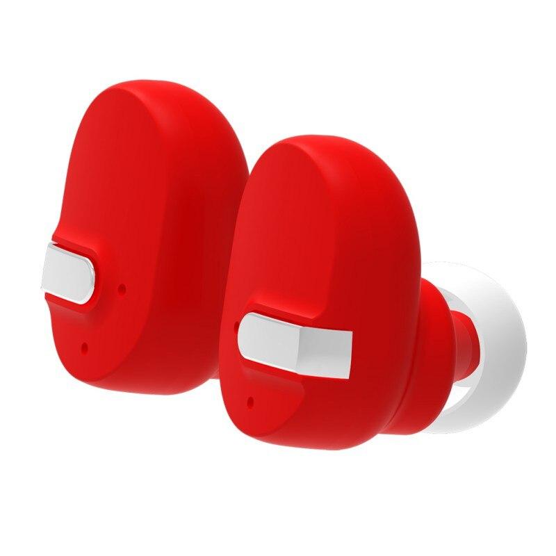 Bluetooth Earphone In-Ear Mini Binaural Stereo Wireless Waterproof Earphone With Charging Box Support Music Bluetooth Earphone hot sales portable mini in ear bluetooth earphone a9 mini wireless stereo music bluetooth csr4 0 earphone hand free earphone