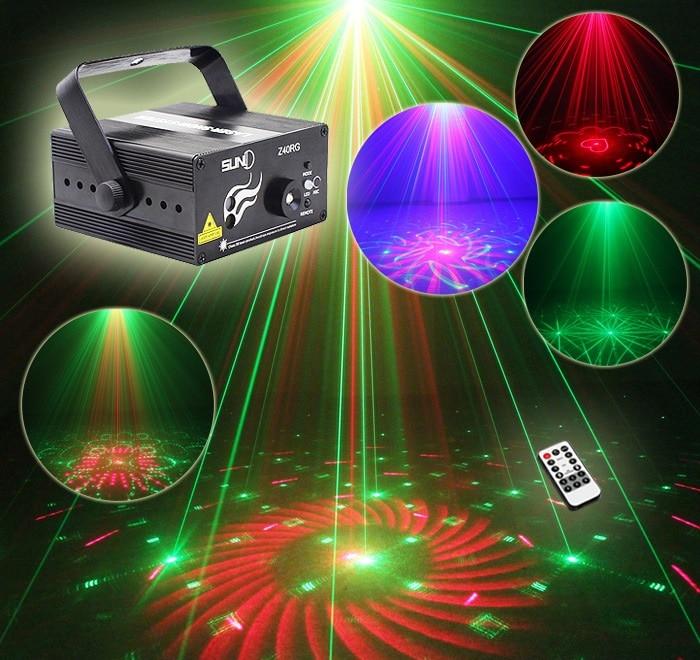 ФОТО High-quality 3-hole Laser Light Sound Stage Lighting Laser Light lamp bar ktv