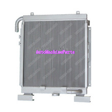 New Aluminum Bar Plate Oil Cooler For Komatsu PC200-6 Machine S6D95L Engine