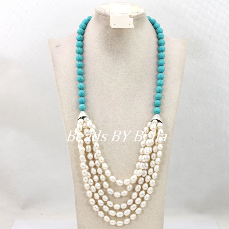 Indian Nigerian Wedding African Beads Jewelry Trendy New Pearl Beads Necklace Set Women Costume Jewelry Set Free Shipping ABY838Indian Nigerian Wedding African Beads Jewelry Trendy New Pearl Beads Necklace Set Women Costume Jewelry Set Free Shipping ABY838