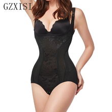 GZXISI Women's Tummy Control Underbust Slimming Underwear Shapewear Body Shaper Control Waist Cincher Firm Sexy Bodysuits