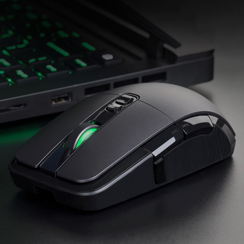 Original Xiaomi Wired Wireless Gaming Mous e RGB Color Lights 7200DPI Programmable 6 Programmable Keys