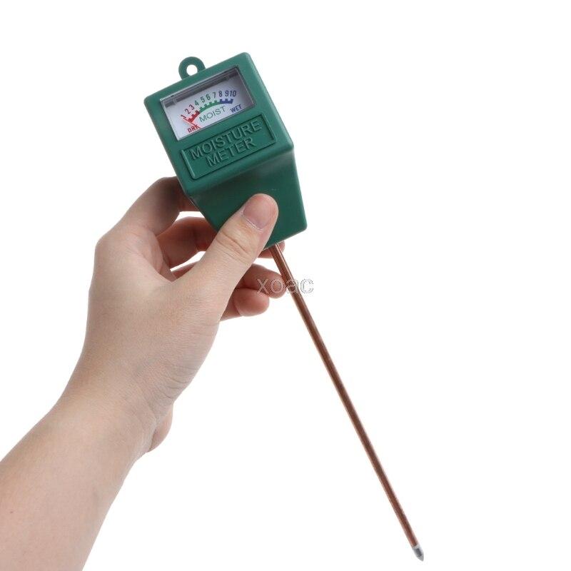 Boden Feuchtigkeit Tester Humidimetre Meter Detektor Garten Pflanze Blume Testing Tool M13 Dropship Waren Des TäGlichen Bedarfs Feuchtigkeit Meter