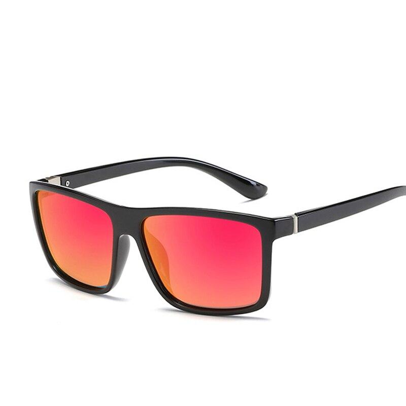 Polaroid sunglasses Unisex Square Vintage Sun Glasses Famous Brand Sunglases pol