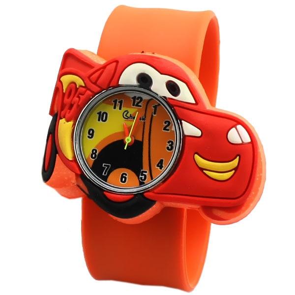 Drop shipping 1pcs new cars fashion font b Watches b font Children Kids font b watch