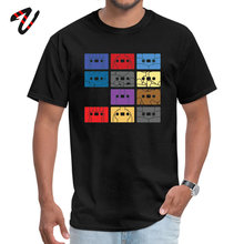 Back To The Future able Something About My Cassettes T-shirts Thanksgiving Canada 100% Cotton T Shirt for Men Tops Camisa