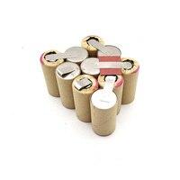3000mAh for Black Decker 12V Ni MH Battery pack CD vacuum cleaner DV1205N DV1205EN for self installation