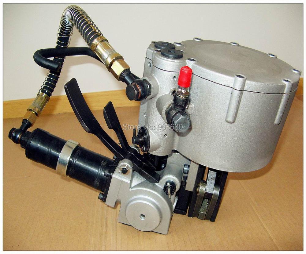 Herramienta de flejado de acero combinada neumática KZ-32, flejadora - Herramientas eléctricas - foto 3