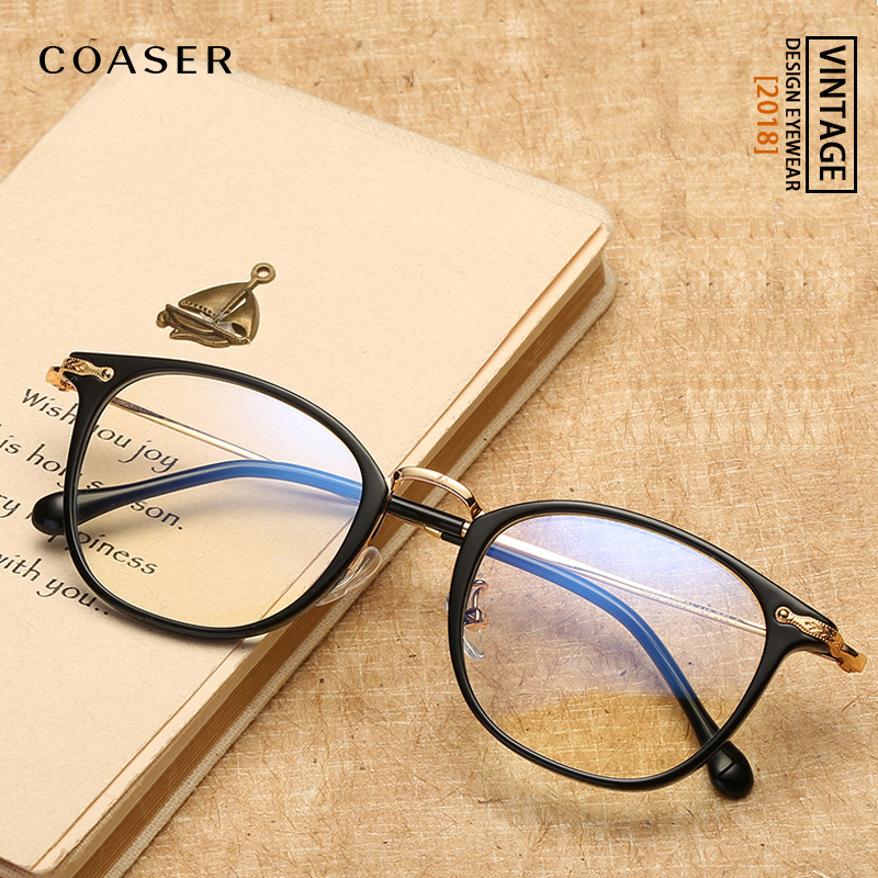 789b3a117 Buy round frame metal temple glasses and get free shipping on AliExpress.com