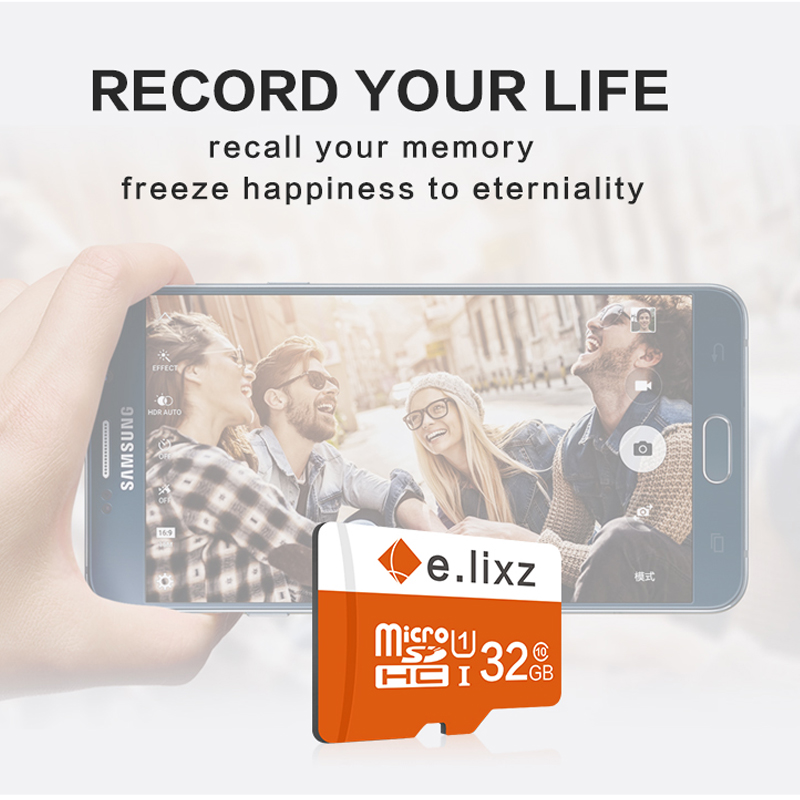 Free shipping ez Share Micro SD Adapter Wifi Wireless 8G 16G 32G Class 10 Memory Card TF MicroSD Adapter WiFi Cartao de memoria-in Memory Cards from Computer & Office    2
