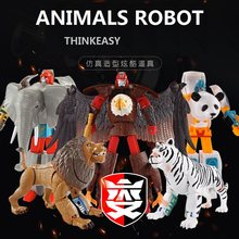 high quality transformers animals