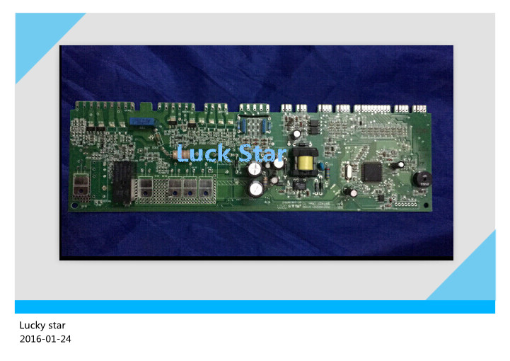 95% new for Siemens good working High-quality for refrigerator Computer board 9000166481 board 95% new