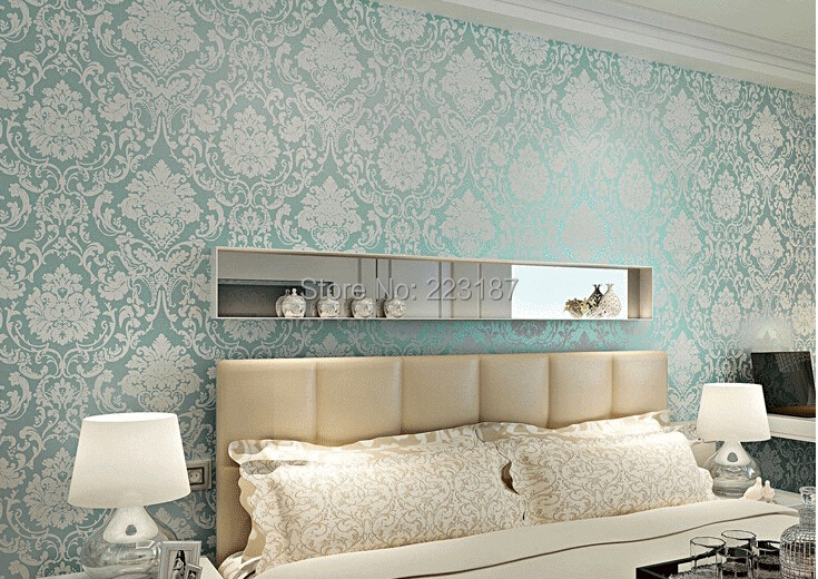 10m*53cm non-woven wallpaper baby kids room wall sticker home decor  palace classic bedroom sitting room Europe type style 163 stereo video wallpaper tv setting europe type restoring ancient ways sitting room bedroom non woven wall sticker home decor