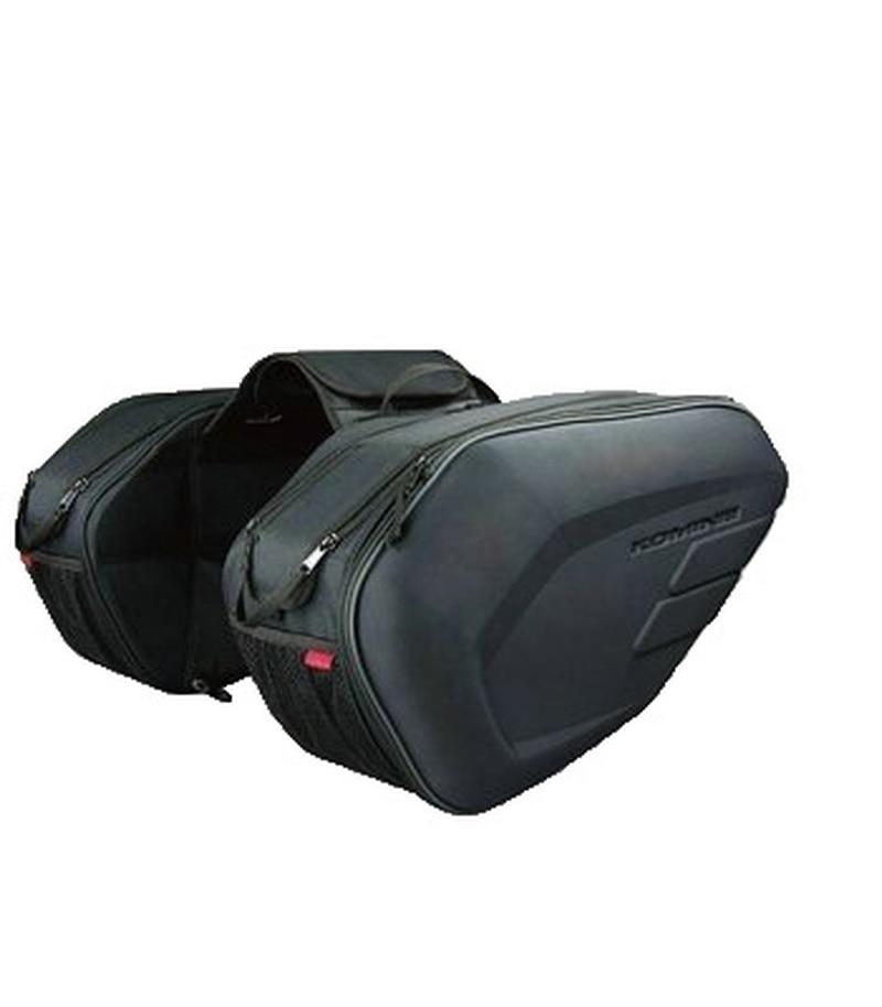 Sa212 Universal fit Motorcycle komine Bags Luggage Saddle Bags motorcycle trunks motorcycle bag 36-58L suitcases кофры komine