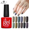 Saviland 1pcs Nail Gel Polish Gel 60 Colors Esmaltes Permanentes De UV Gel Nail LED Shining Colorful UV Nail Gel