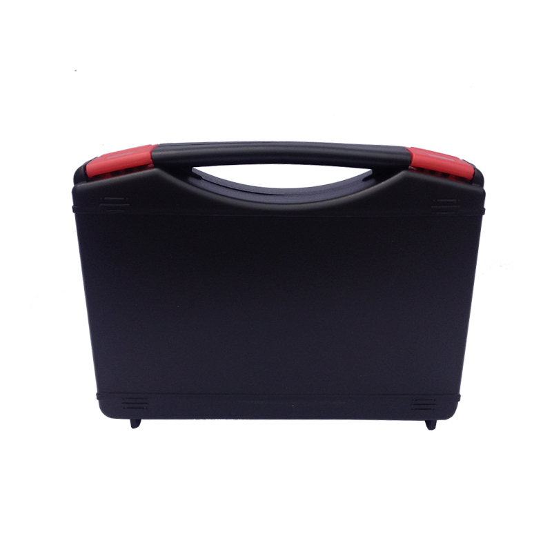 SQ001  Free shipping  simple hard toolbox Plastic Carry Case suitcase boxes
