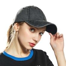 Women Baseball Cap 2019 New Brand Summer Men Hats Washed Cotton Baseball Hat Adjustable Snapback Caps все цены