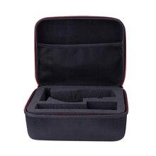 купить Hard Carrying Case For Blue Yeti/Blue 1967 Yeti Pro Usb Condenser Microphone Usb Microphone Accessories Carry Bag Protective S дешево