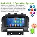 5.1.1 DO OEM Android Radio DVD player GPS sistema de navegação para 2010-2013 OPEL Astra J com OBD2 DVR TV 1080 P Vídeo 3G WIFI USB SD