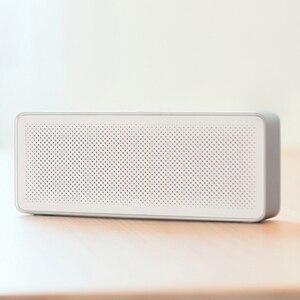 Image 2 - Xiaomi Mi Bluetooth Altoparlante Scatola Quadrata 2 Stereo Portatile Bluetooth 4.2 HD Ad Alta Definizione la Qualità del Suono di Musica del Gioco