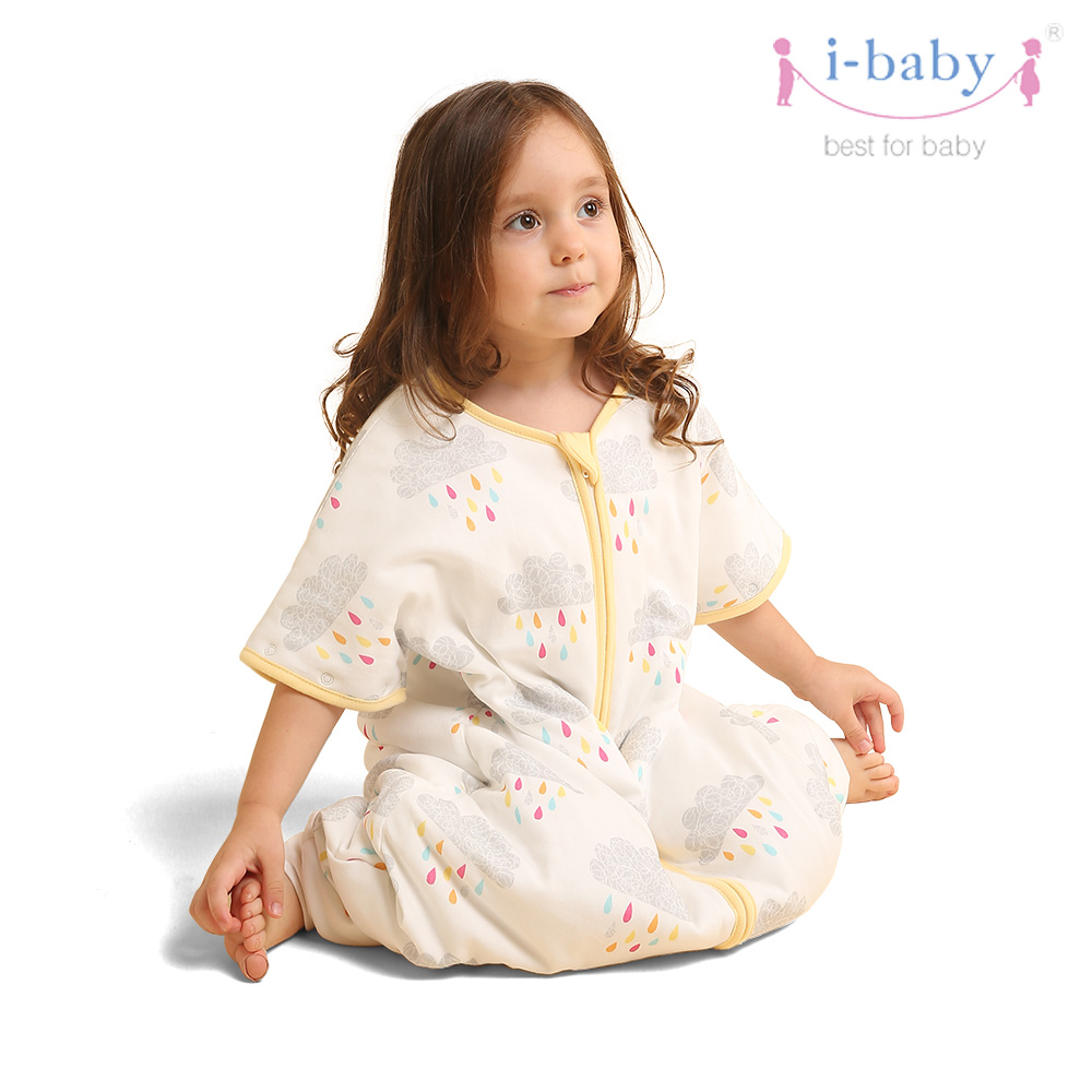 i-baby Swaddling Baby Sleeping Bag Baby Bedding Colorful Rainfall Baby Sleepwear Constant Temperature Wrap baby