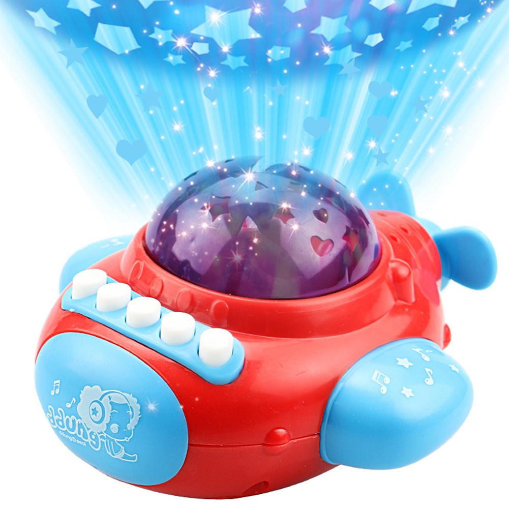 Early Childhood Educational Sleeping Tale Machine Star Projection Star Story Toy For Boy Girl Newborn Baby Children's Gift