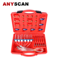 Diesel Injector Flow Testing Kit Common Rail Flow Meter Tester Kit Automotive Tools