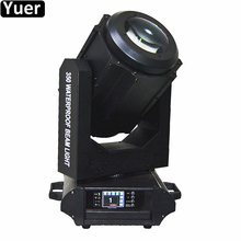 Professional 350W Waterproof Beam Moving Head Light IP65 DMX512 DJ Disco Equipment Outdoor Party Club Stage Lights