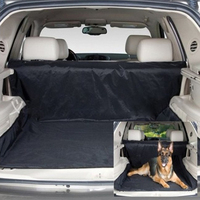 120cm 150cm Washable Waterproof Cat Pet Dog Travel Car Seat Clean Protection Cover Protector Rear Bench
