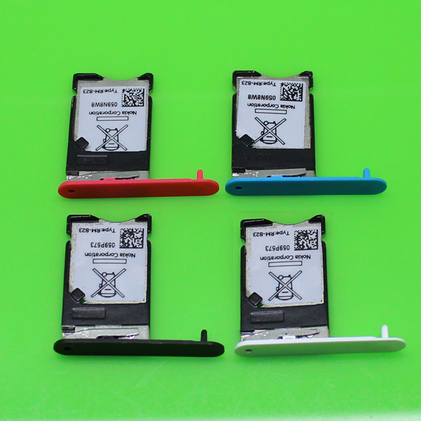 ChengHaoRan 1PC Brand New 4 Models sim card socket reader holder slot connector for Nokia N900.