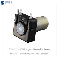 DC 12v Dosing Peristaltic Pump for Water Base Solvent