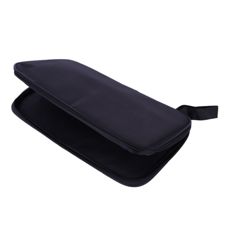 Professional Table Tennis Racket Bag Pouch Waterproof Table Tennis Racket Paddle Bat Bag Ball Case Table Tennis Accessories