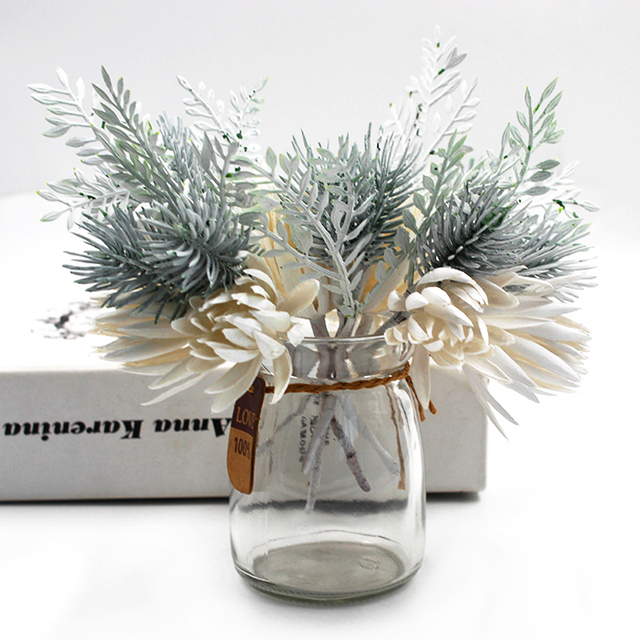 Conifer Style Artificial Flower
