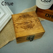 Personalized Wedding /Valentines Engagement Wooden Ring Bearer Box Rustic Holder ,Custom Name Date