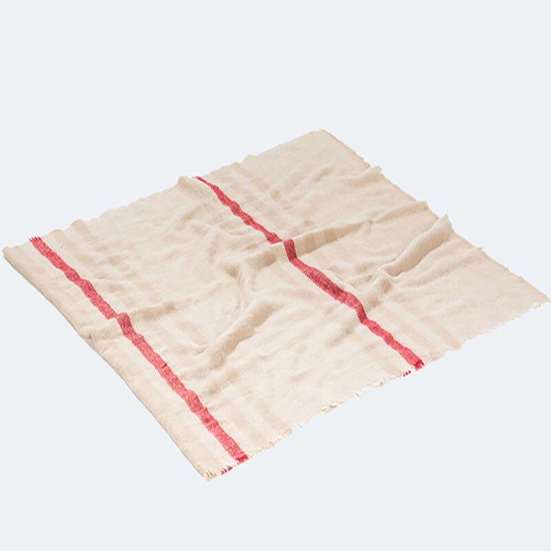 Шарф для женщин плед bufandas mujer черный теплый шарф женские зимние шарфы шали покрывало-палантин шарф роскошный бренд - Цвет: 185x90cm
